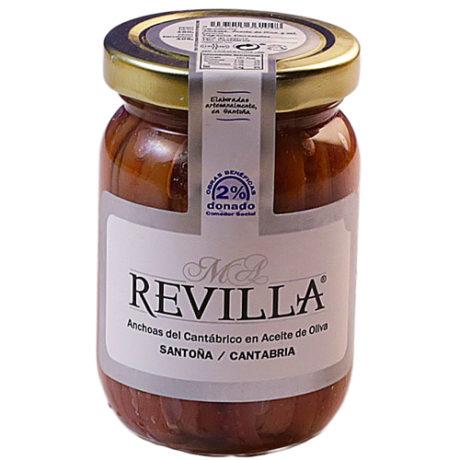 Tarro anchoas Revilla